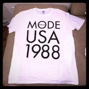 Depeche Mode USA 1988 T-Shirt Large